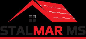 Blachy dachowe, nowoczesne garaże blaszane, drewnopodobne - STALMAR MS